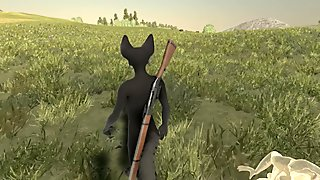 Let's Play - Hunt and Snare, First Hunt Experience