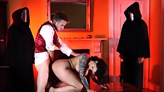 Digital Playground - Ivy Lebelle gets initiated into sexy cult