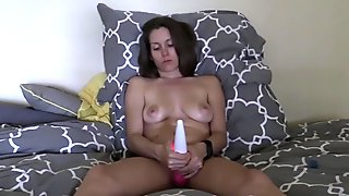 CUM masturbate with me so we can orgasm together while I talk dirty