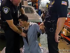 Boy and cop gay porn video sexy naked Get penetrated by the police